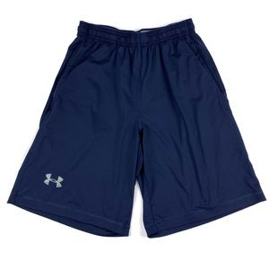 Under Armour Loose Fit Basketball Shorts